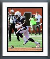 San Diego Chargers Melvin Gordon Action Framed Photo