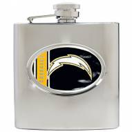 San Diego Chargers NFL 6 Oz. Stainless Steel Hip Flask