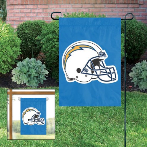 Los Angeles Chargers NFL Garden Flag