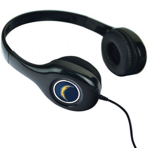 Los Angeles Chargers Over the Ear Headphones