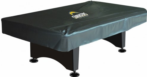 Los Angeles Chargers NFL Deluxe Pool Table Cover