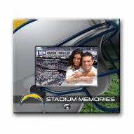 Los Angeles Chargers Scrapbook