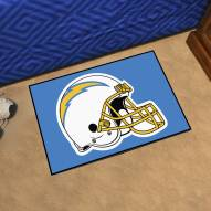 San Diego Chargers Starter Rug