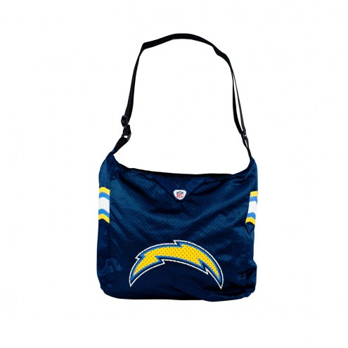Los Angeles Chargers Team Jersey Tote