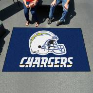 Los Angeles Chargers Ulti-Mat Area Rug