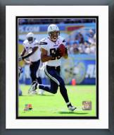 San Diego Chargers Vincent Jackson Action Framed Photo