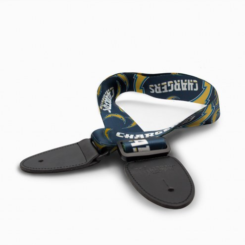 San Diego Chargers Woodrow Guitar Strap