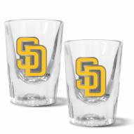 San Diego Padres 2 oz. Prism Shot Glass Set