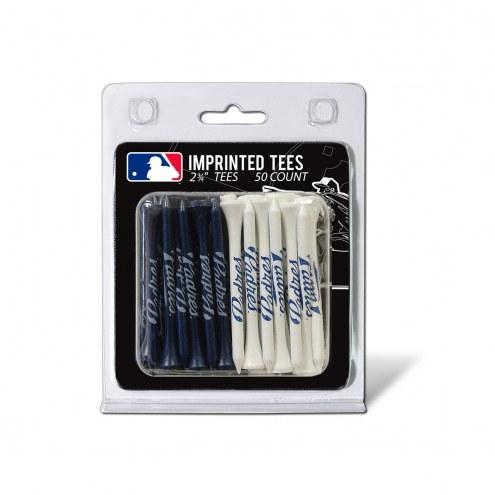 San Diego Padres 50 Golf Tee Pack
