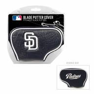 San Diego Padres Blade Putter Headcover