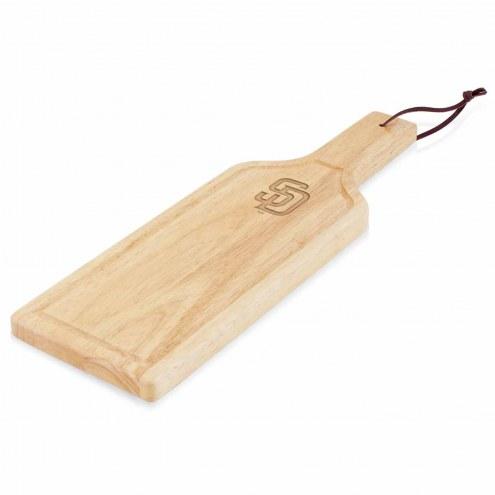San Diego Padres Botella Cutting Board