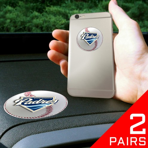 San Diego Padres Cell Phone Grips - 2 Pack
