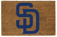 San Diego Padres Colored Logo Door Mat