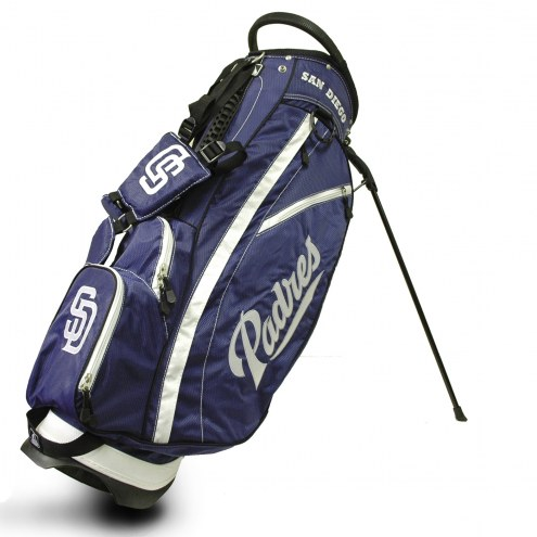 San Diego Padres Fairway Golf Carry Bag