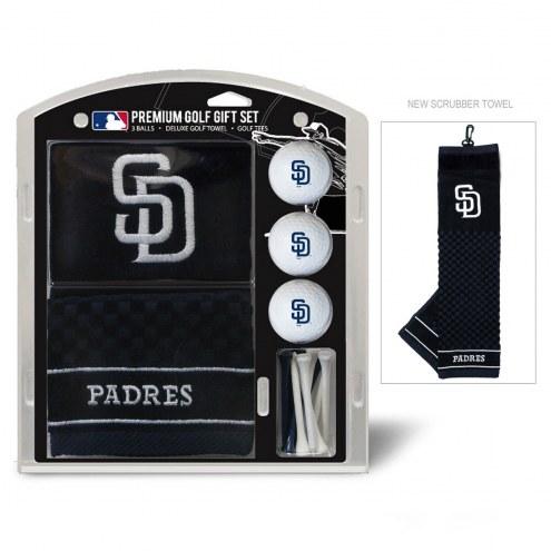 San Diego Padres Golf Gift Set