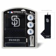 San Diego Padres Golf Gift Set