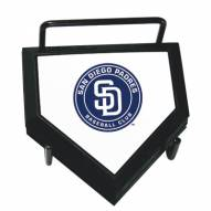 San Diego Padres Home Plate Coaster Set