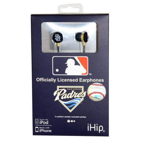 San Diego Padres iHip Earbuds