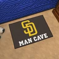 San Diego Padres Man Cave Starter Mat