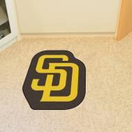 San Diego Padres Mascot Mat
