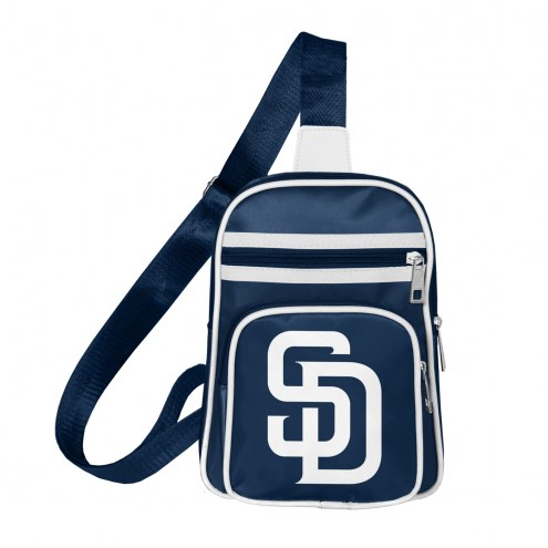 San Diego Padres Mini Cross Sling Bag