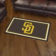 San Diego Padres 3' x 5' Area Rug