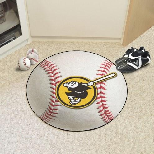 San Diego Padres MLB Baseball Rug