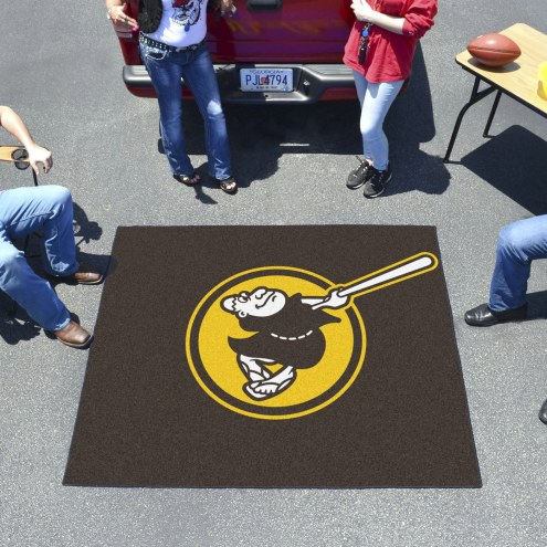 San Diego Padres MLB Tailgate Mat