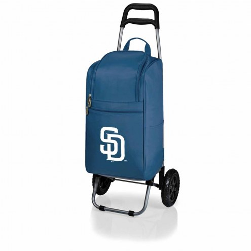 San Diego Padres Navy Cart Cooler