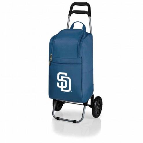 San Diego Padres Navy Cart Cooler