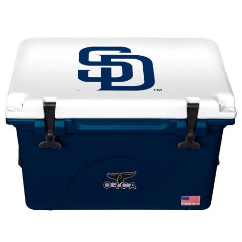 San Diego Padres ORCA 40 Quart Cooler