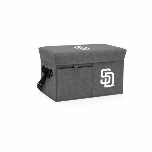 San Diego Padres Ottoman Cooler & Seat