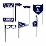 San Diego Padres Party Props Selfie Kit