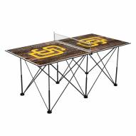 San Diego Padres Pop Up 6' Ping Pong Table