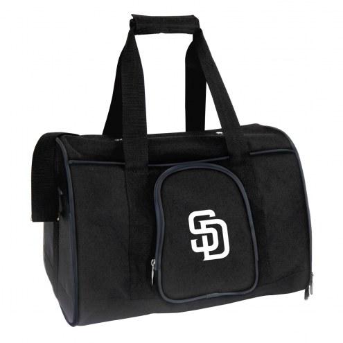 San Diego Padres Premium Pet Carrier Bag