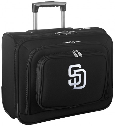 San Diego Padres Rolling Laptop Overnighter Bag