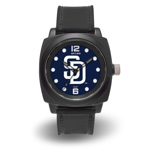 San Diego Padres Sparo Men's Prompt Watch