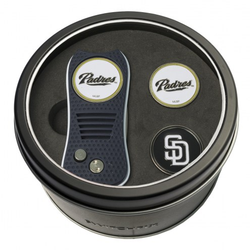 San Diego Padres Switchfix Golf Divot Tool & Ball Markers