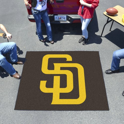 San Diego Padres Tailgate Mat