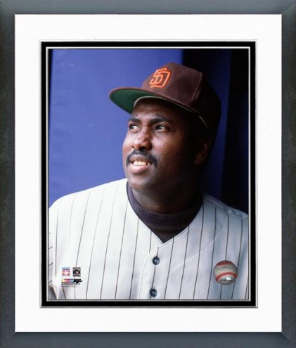 San Diego Padres Tony Gwynn Posed Framed Photo