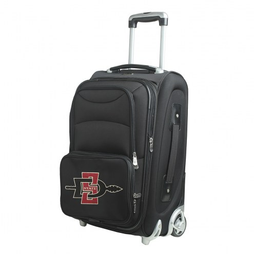 """San Diego State Aztecs 21"""" Carry-On Luggage"""