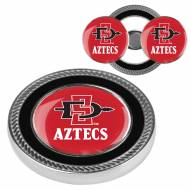San Diego State Aztecs Challenge Coin with 2 Ball Markers