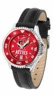 San Diego State Aztecs Competitor AnoChrome Women's Watch - Color Bezel