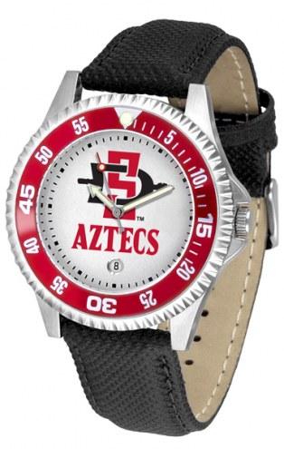 San Diego State Aztecs Competitor Men's Watch