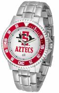 San Diego State Aztecs Competitor Steel Men's Watch