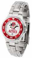 San Diego State Aztecs Competitor Steel Women's Watch
