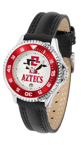 San Diego State Aztecs Competitor Women's Watch