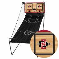 San Diego State Aztecs Double Shootout Basketball Game