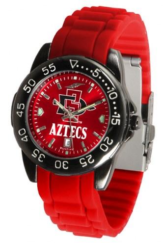 San Diego State Aztecs FantomSport AC AnoChrome Men's Watch