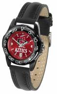 San Diego State Aztecs Ladies Fantom Bandit AnoChrome Watch